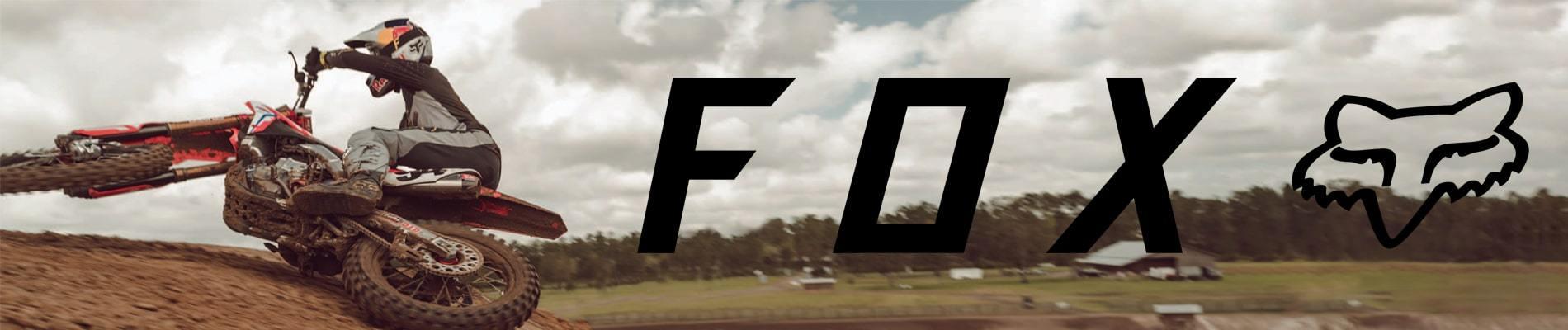 FOX RACING Таблица размеров